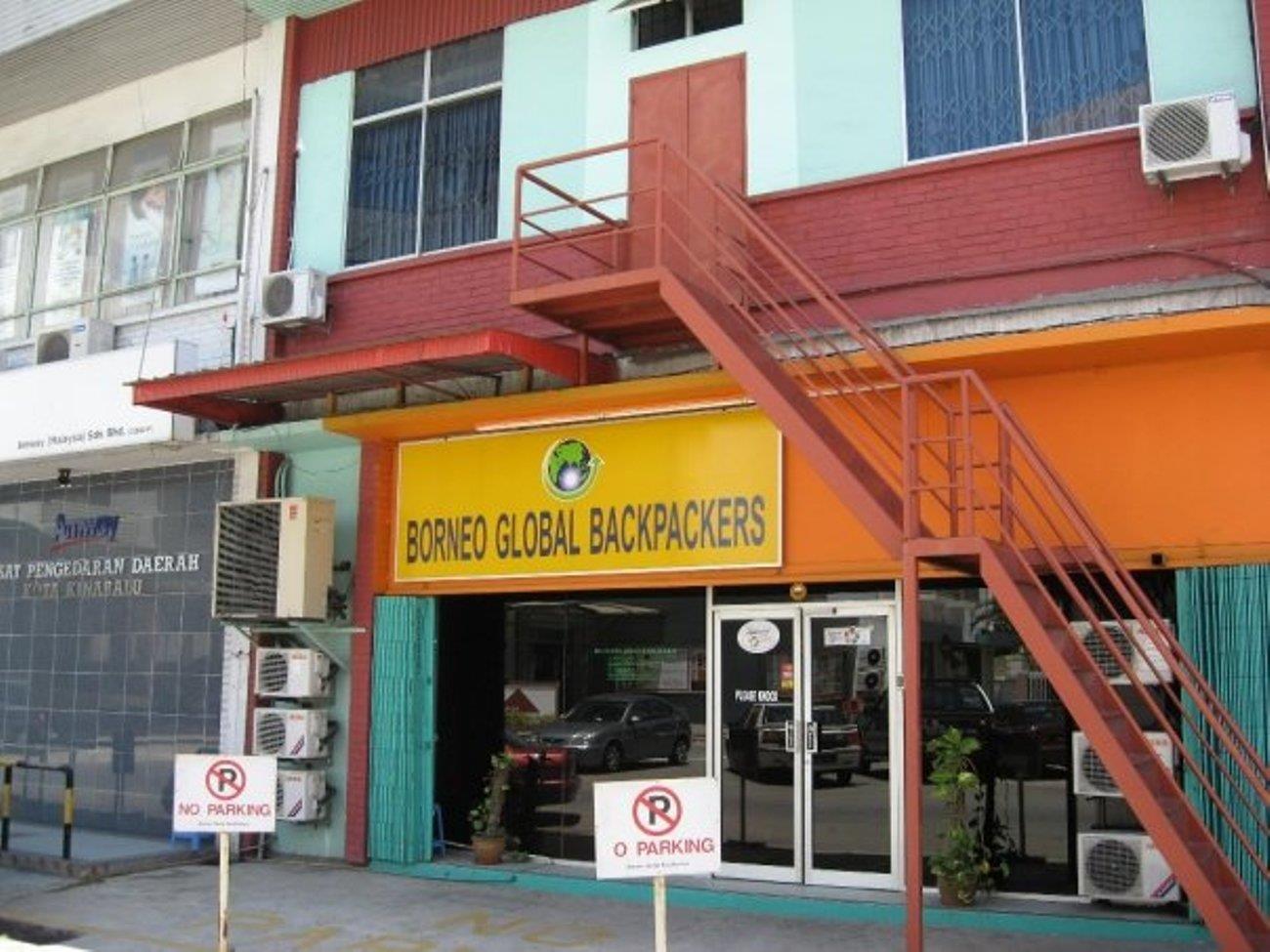 Borneo Global Backpackers Hotel Kota Kinabalu