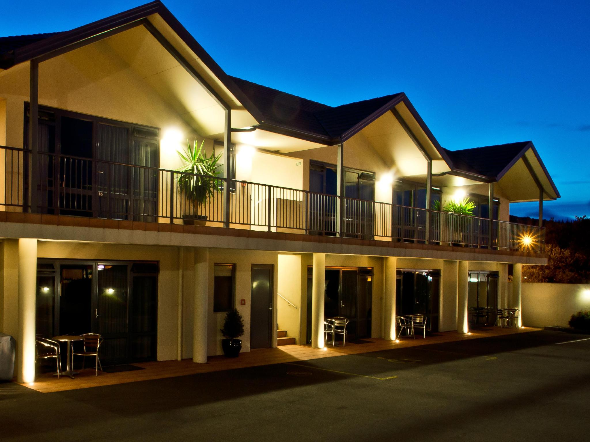 Broadway Motel - Hotels and Accommodation in New Zealand, Pacific Ocean And Australia