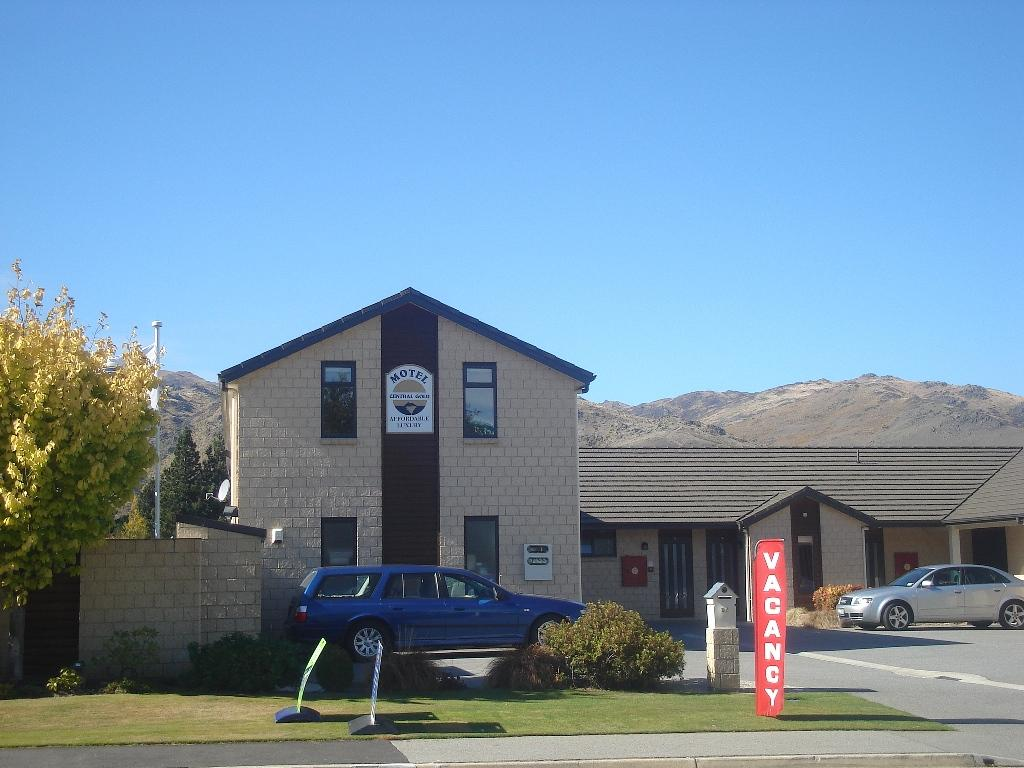 Asure Central Gold Motel - Hotels and Accommodation in New Zealand, Pacific Ocean And Australia