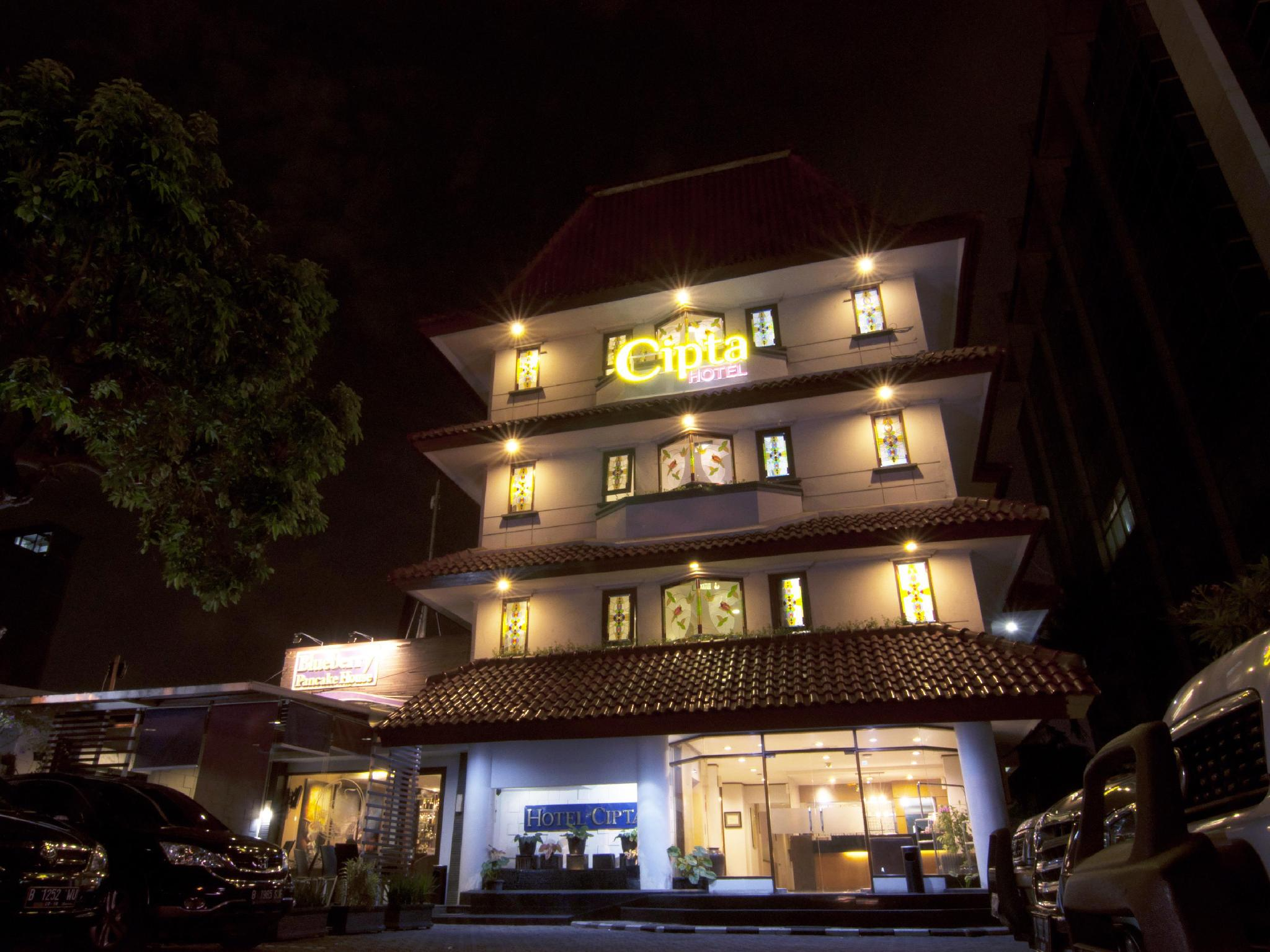 Cipta Hotel - Hotels and Accommodation in Indonesia, Asia