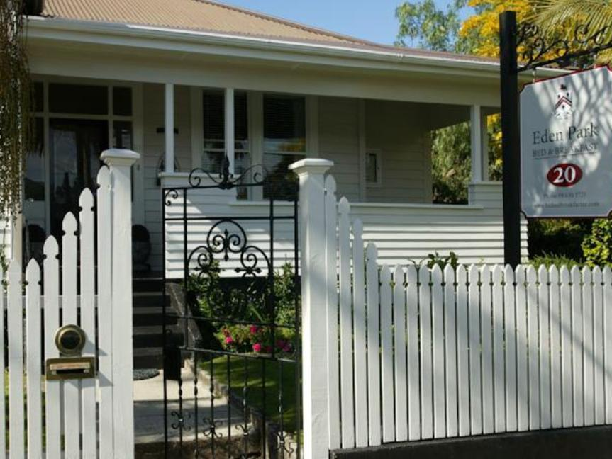 Eden Park Bed And Breakfast Inn Auckland