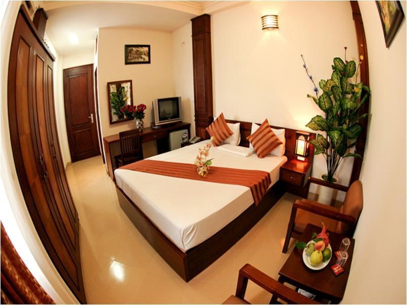 Hotell Hanoi Street Hotel