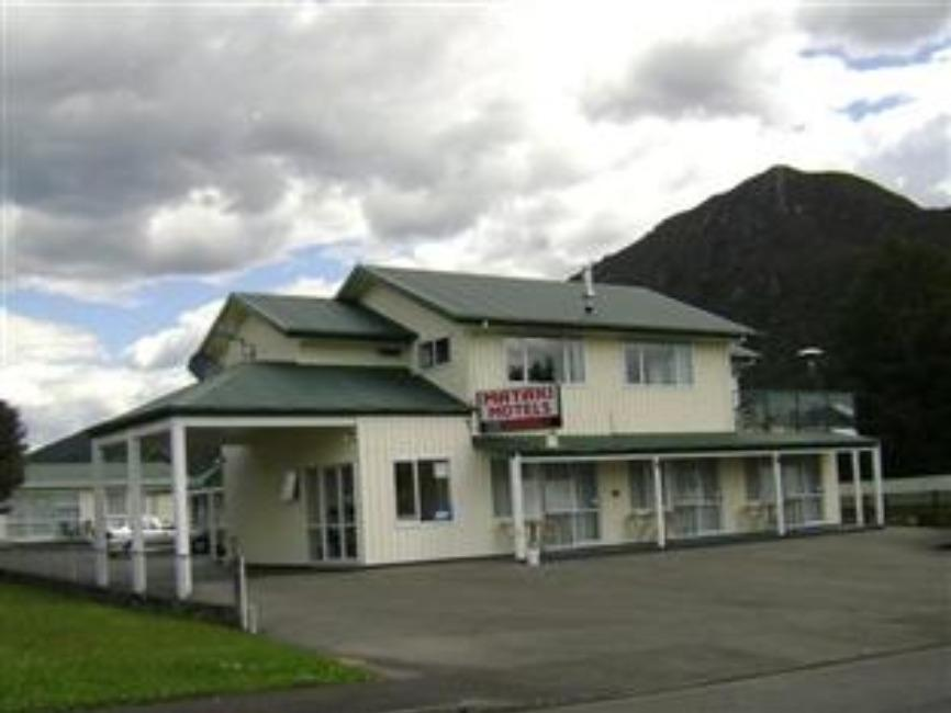 Mataki Motel - Hotels and Accommodation in New Zealand, Pacific Ocean And Australia