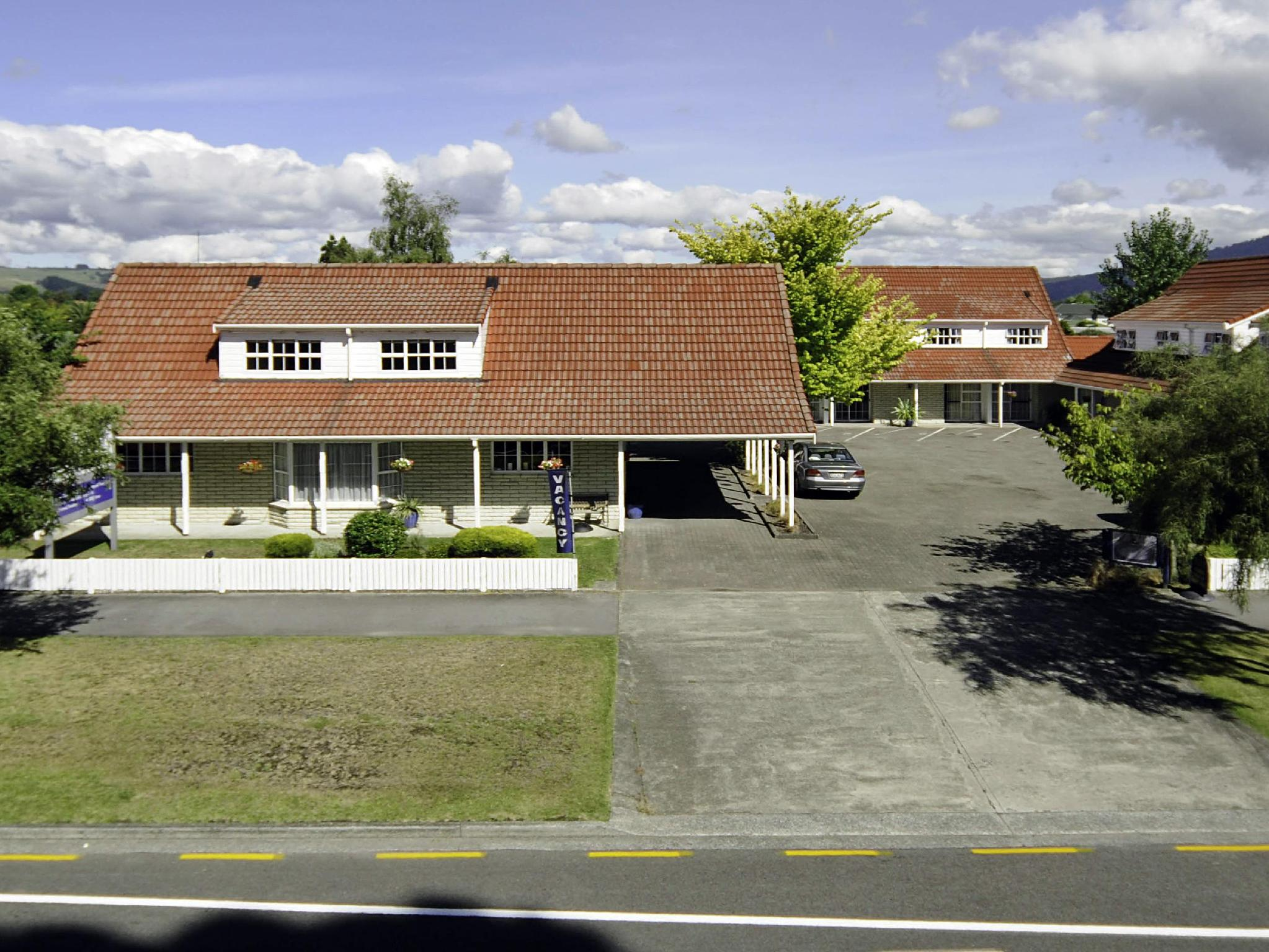 Midway Motel Rotorua - Hotels and Accommodation in New Zealand, Pacific Ocean And Australia
