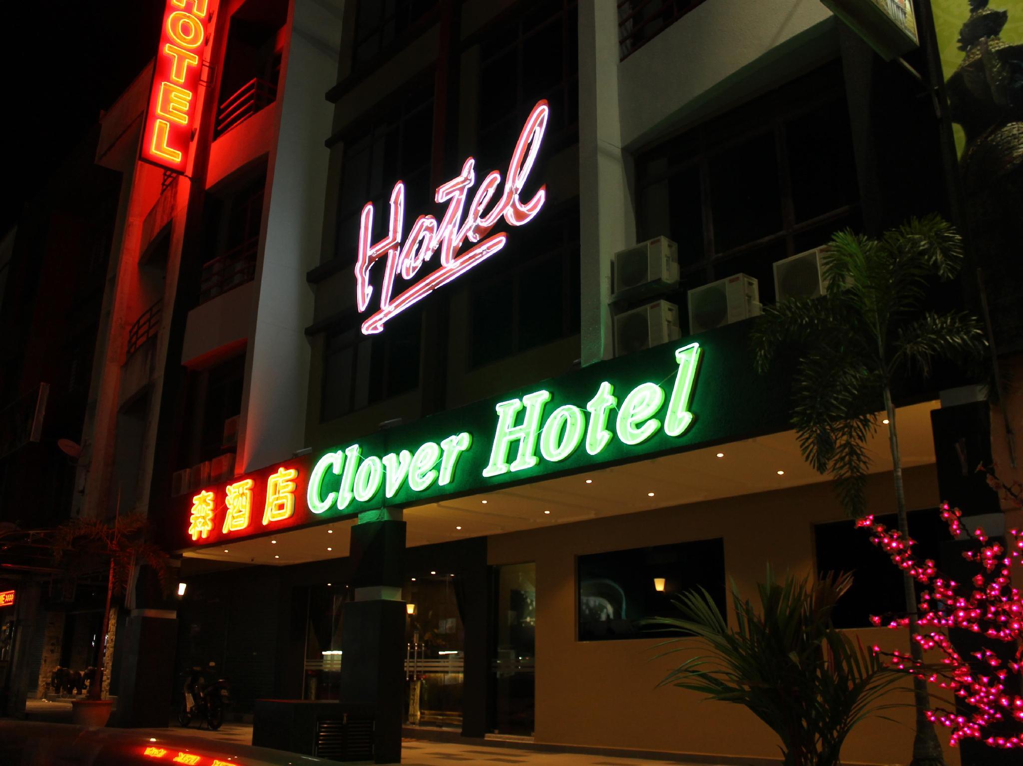 Clover Hotel Johor Bahru