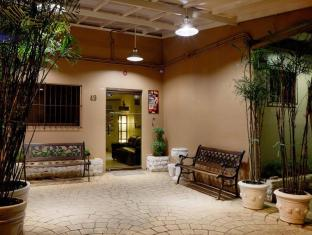 Palazzo Pensionne Sebu - Įėjimas
