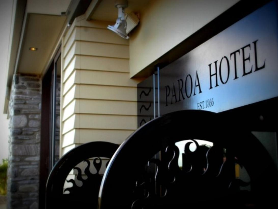 Paroa Hotel - Hotels and Accommodation in New Zealand, Pacific Ocean And Australia
