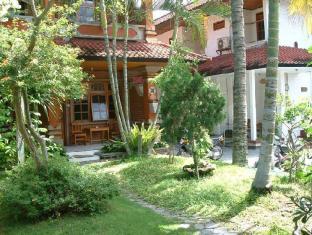 Sayang Maha Mertha Hotel באלי - גינה