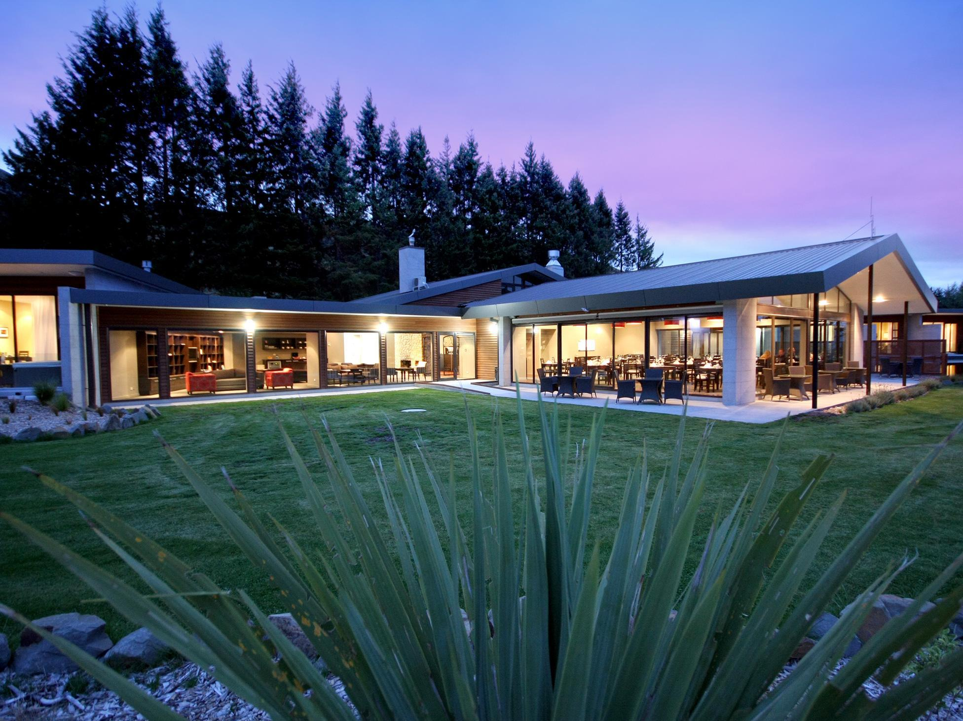 Select Braemar Lodge And Spa - Hotels and Accommodation in New Zealand, Pacific Ocean And Australia