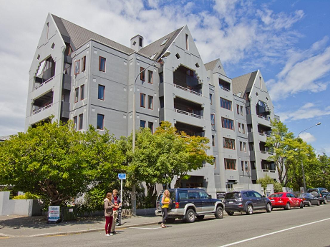 YMCA Christchurch Hostel