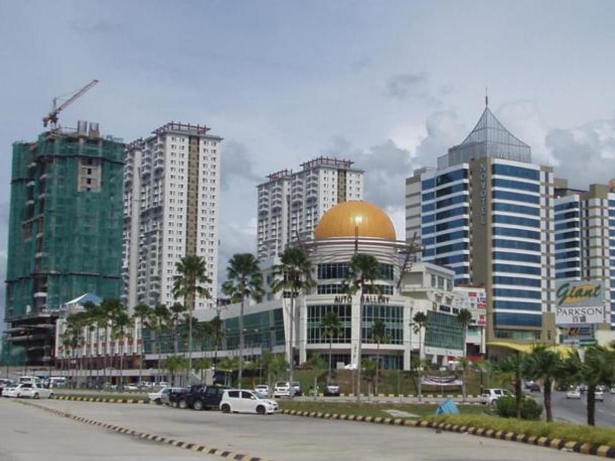 1 Borneo Tower B Service Condominiums Kota Kinabalu