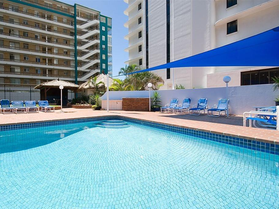 Olympus Apartments - Hotell och Boende i Australien , Guldkusten