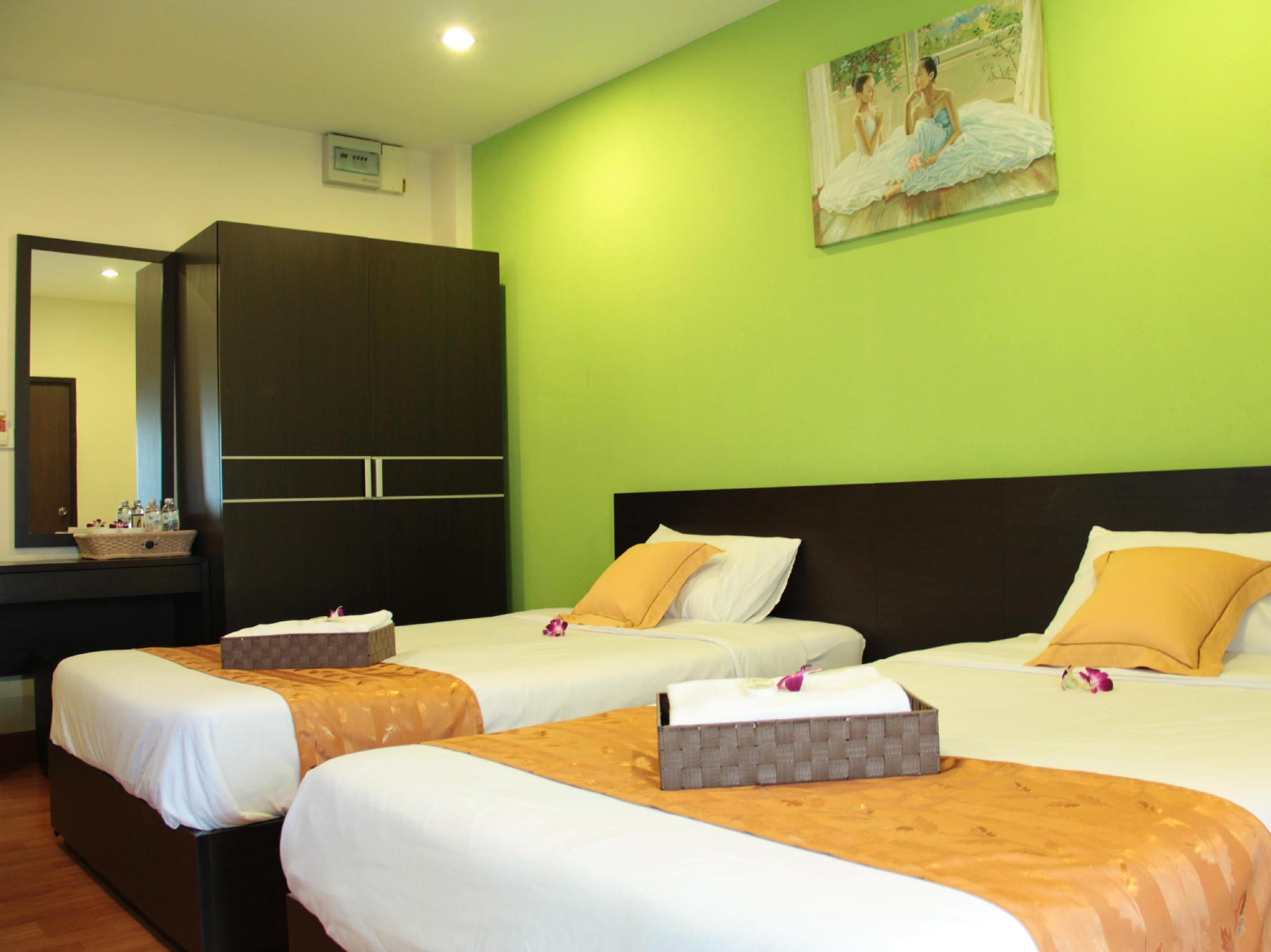 Khaosan Park Hotel - Hotels and Accommodation in Thailand, Asia