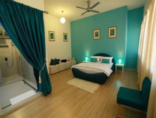 Chymes Hotel Penang - Aquamarine Room