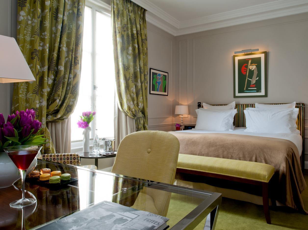 Le Burgundy Hotel Paris