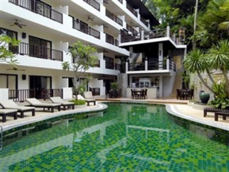 Surin Gate Phuket - Eksterijer hotela