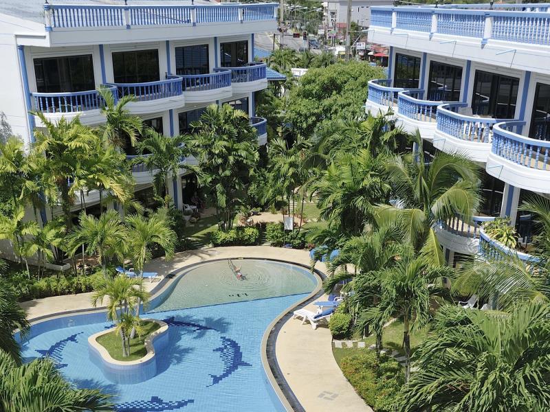 Hotell The Club Residence i Kamala, Phuket. Klicka för att läsa mer och skicka bokningsförfrågan