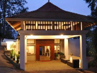 Hotel Hilltop Kandy - Entrance