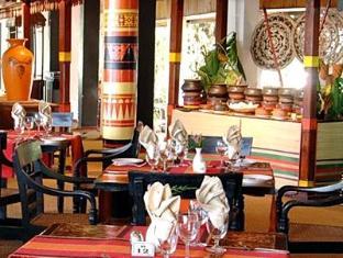 Hotel Hilltop Kandy - Restaurant