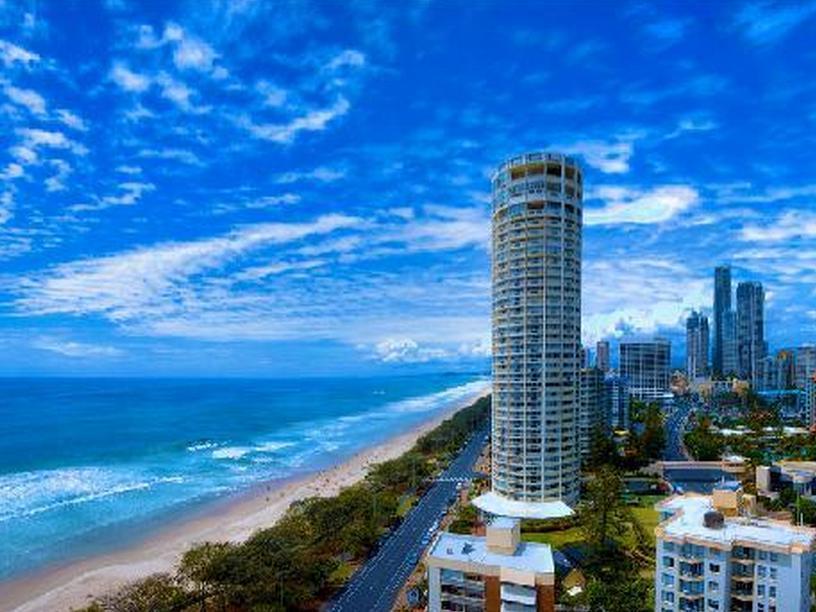 Focus Apartments - Hotell och Boende i Australien , Guldkusten