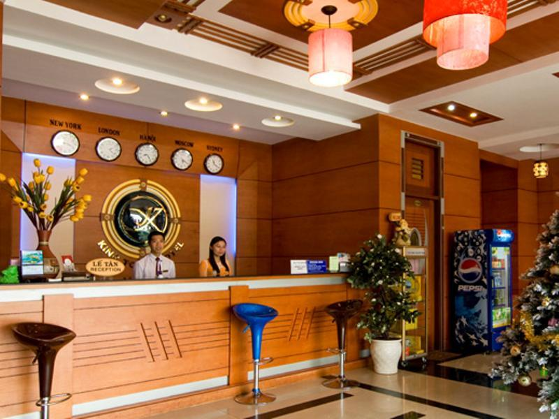 Hotell King Town Hotel