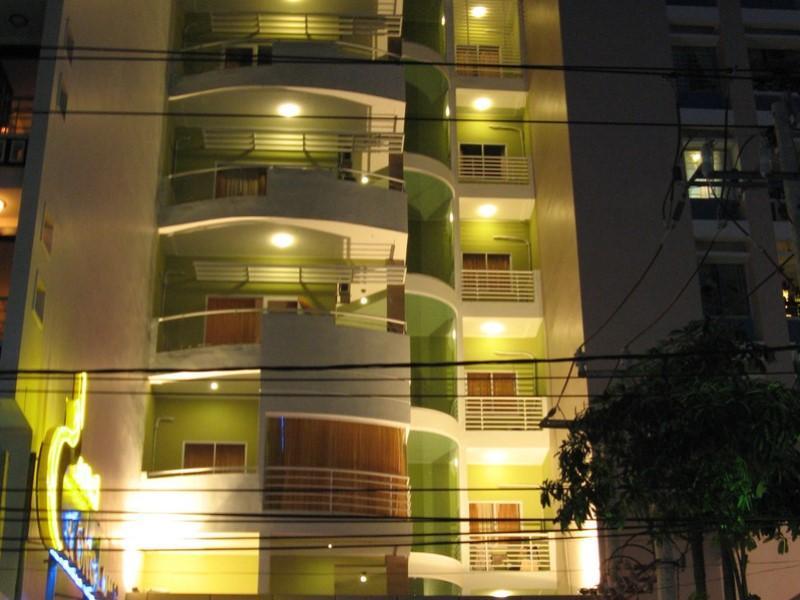 Hotell Cuong Long Hotel