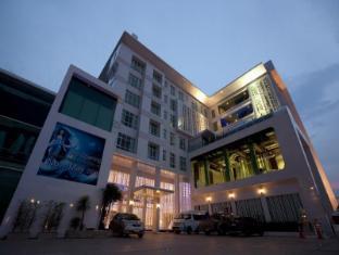 The Glacier Hotel Khon Kaen Khon Kaen - Esterno dell'Hotel