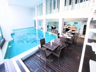 The Glacier Hotel Khon Kaen Khon Kaen - Piscina