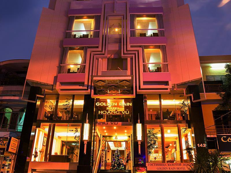 Hotell Golden Rain Hotel