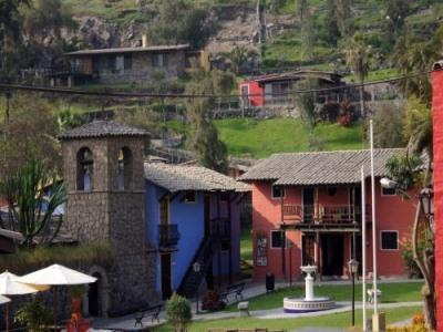 Thunderbird El Pueblo Resort & Convention Center - Hotels and Accommodation in Peru, South America