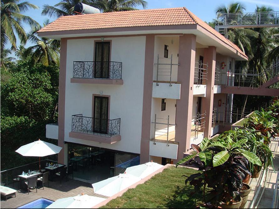 Nitya Resort - Hotell och Boende i Indien i Goa