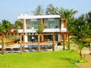 360° Beach Retreat North Goa - Hotel Exterior