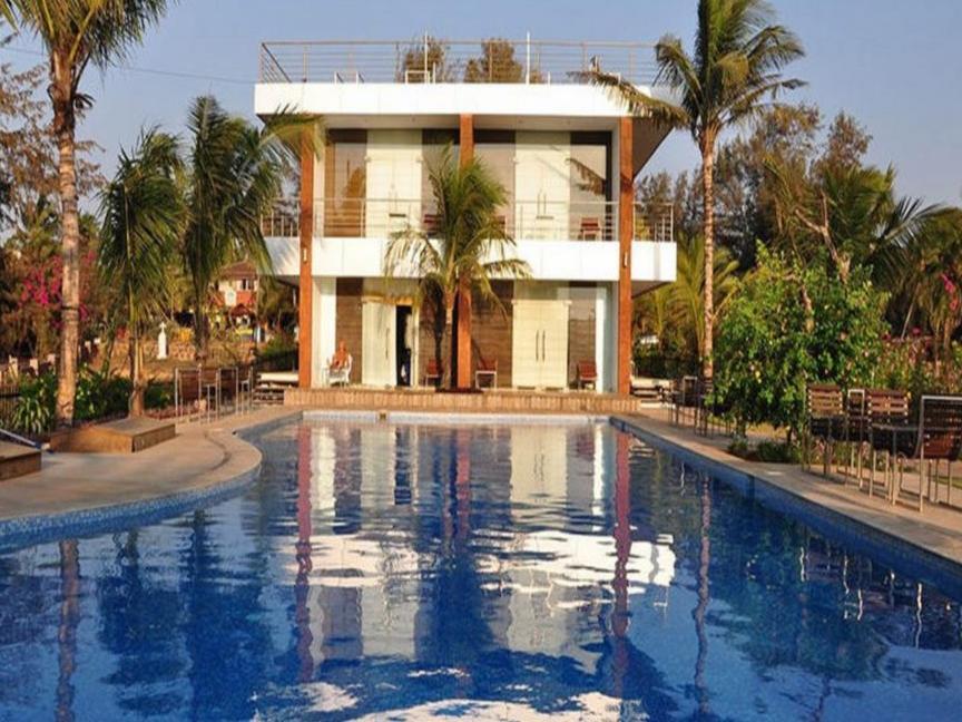 360 Degrees Beach Resort - Hotell och Boende i Indien i Goa