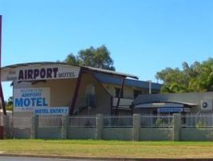 Hotell Alice Springs Airport Motel