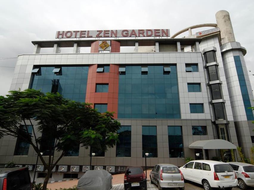 Hotel Zen Garden - Hotell och Boende i Indien i Chennai