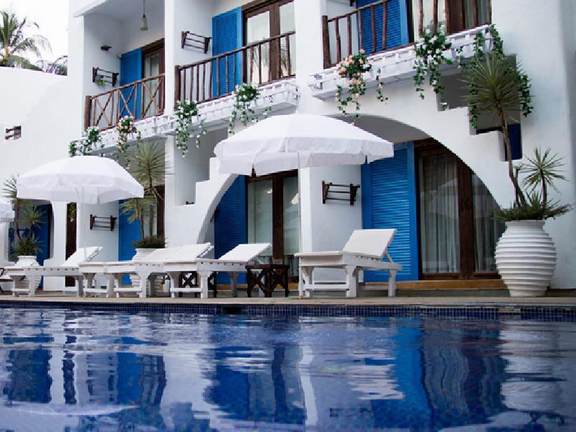 Mykonos Blu Hotel - Hotell och Boende i Indien i Goa
