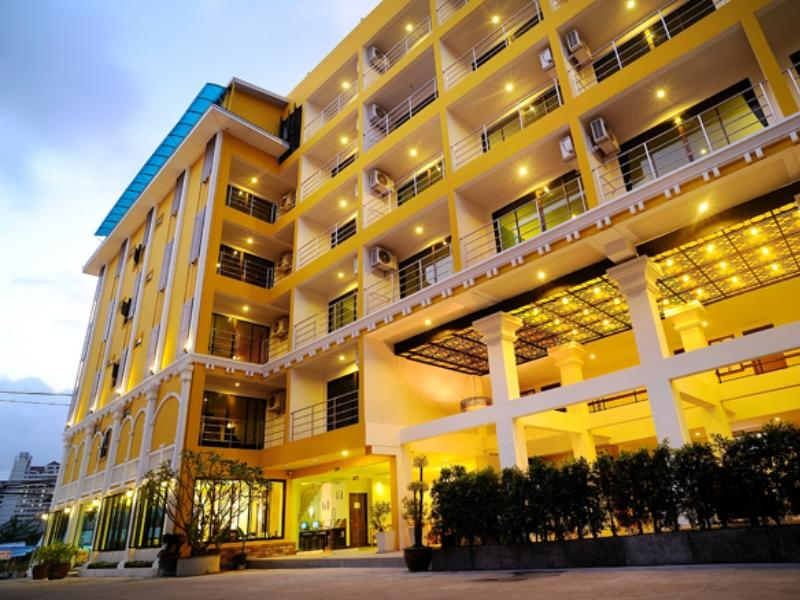 Ansino Bukit Hotel - Hotels and Accommodation in Thailand, Asia