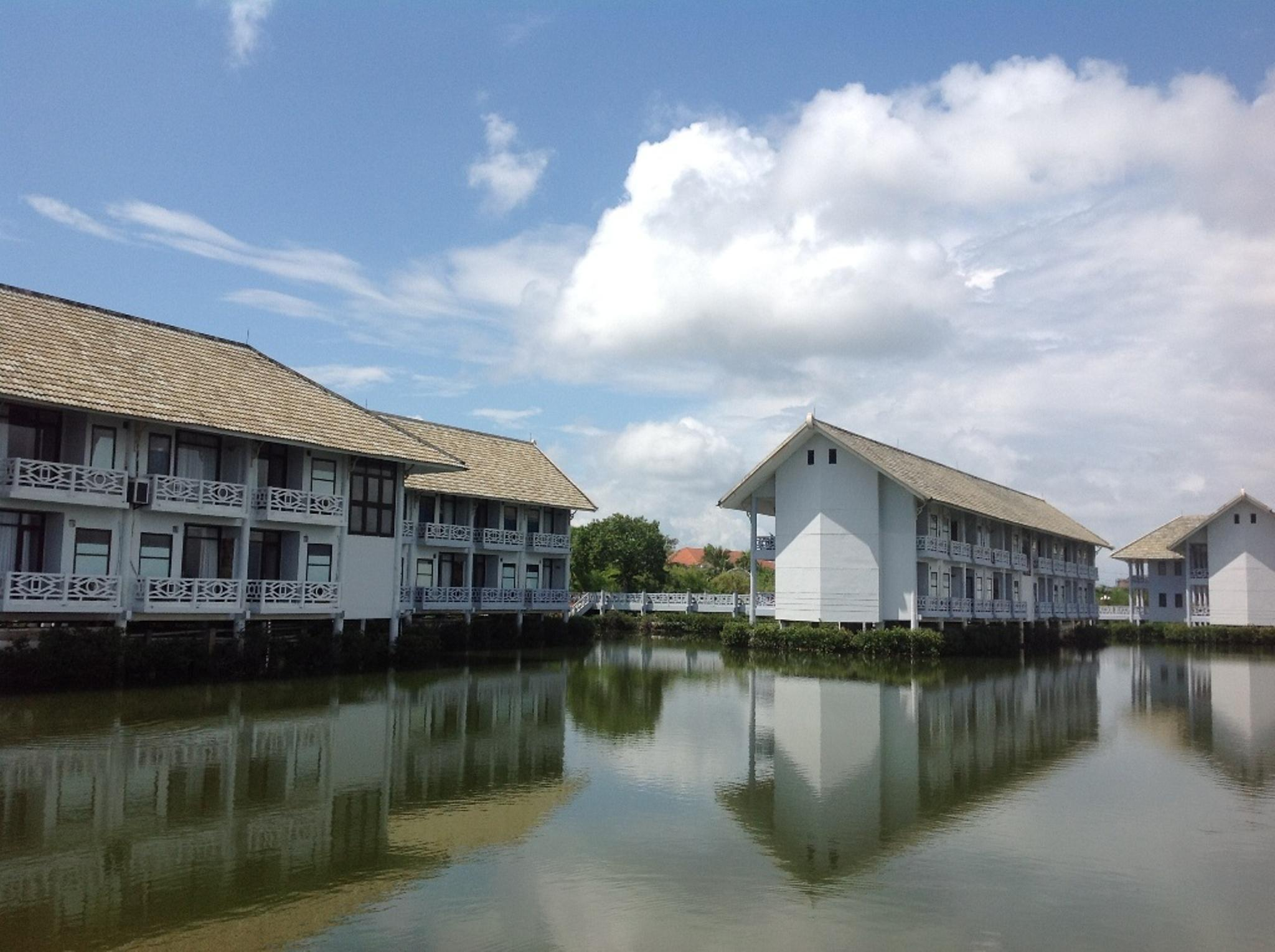 Hotell Tam Giang Resort and Spa