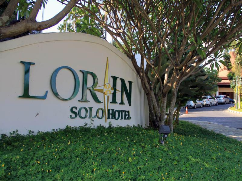 Lorin Solo Hotel - Hotels and Accommodation in Indonesia, Asia