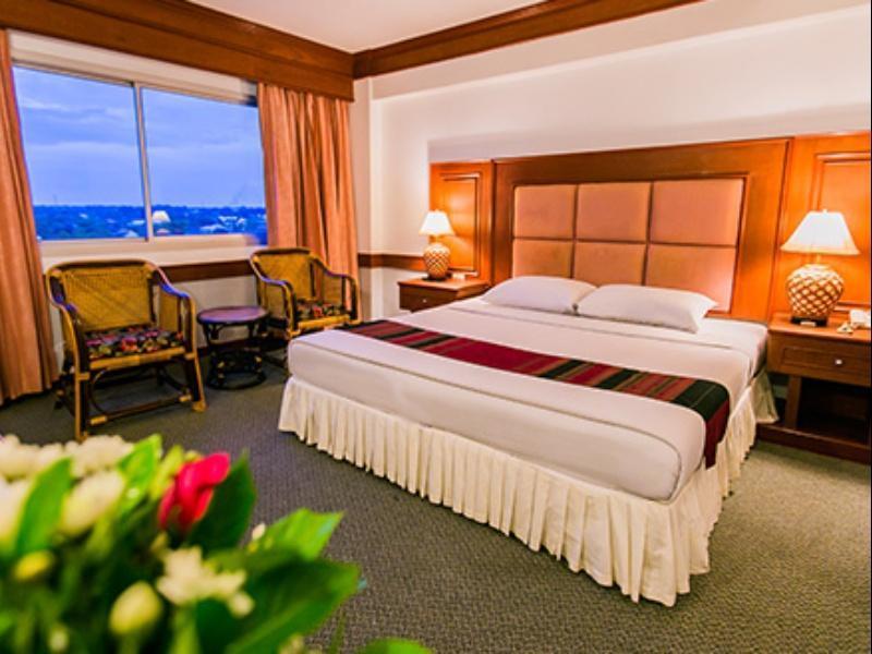 Hotell Raya Grand Hotel i , Khao Yai / Nakhonratchasima. Klicka för att läsa mer och skicka bokningsförfrågan