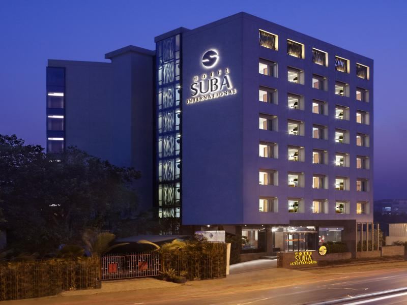 Hotel Suba International Mumbai - Hotel Exterior