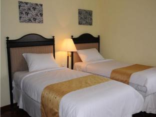 Lotus Desaru Beach Resort Desaru - Suite Bedroom