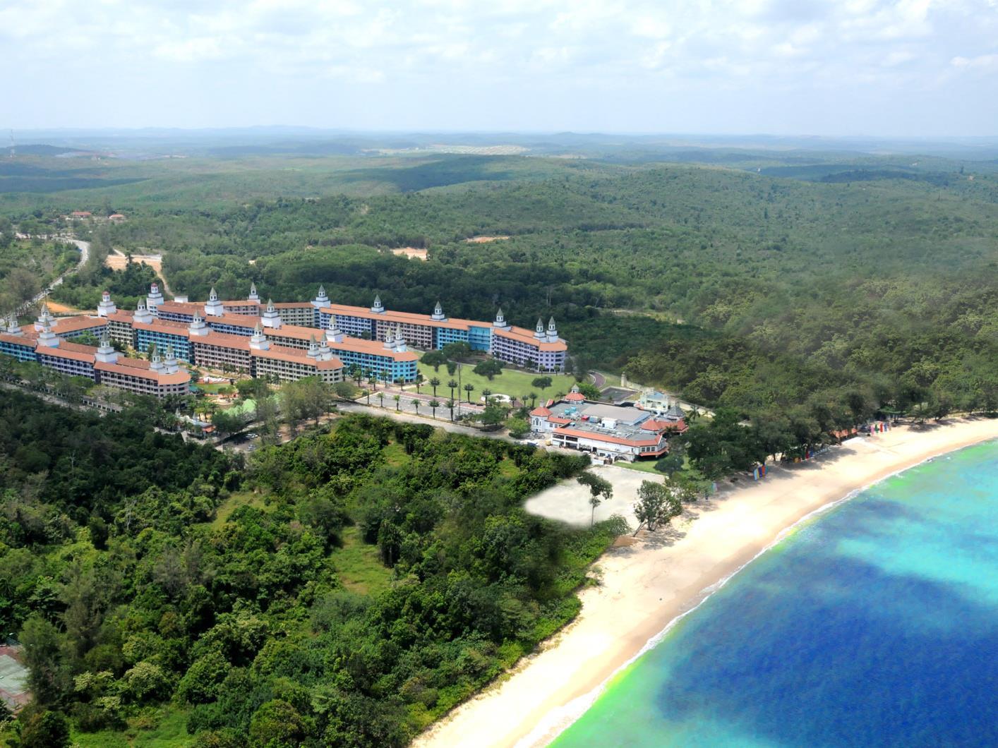 Lotus Desaru Beach Resort Desaru