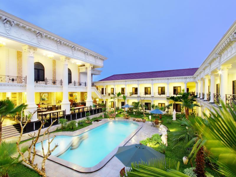 The Grand Palace Hotel - Hotels and Accommodation in Indonesia, Asia