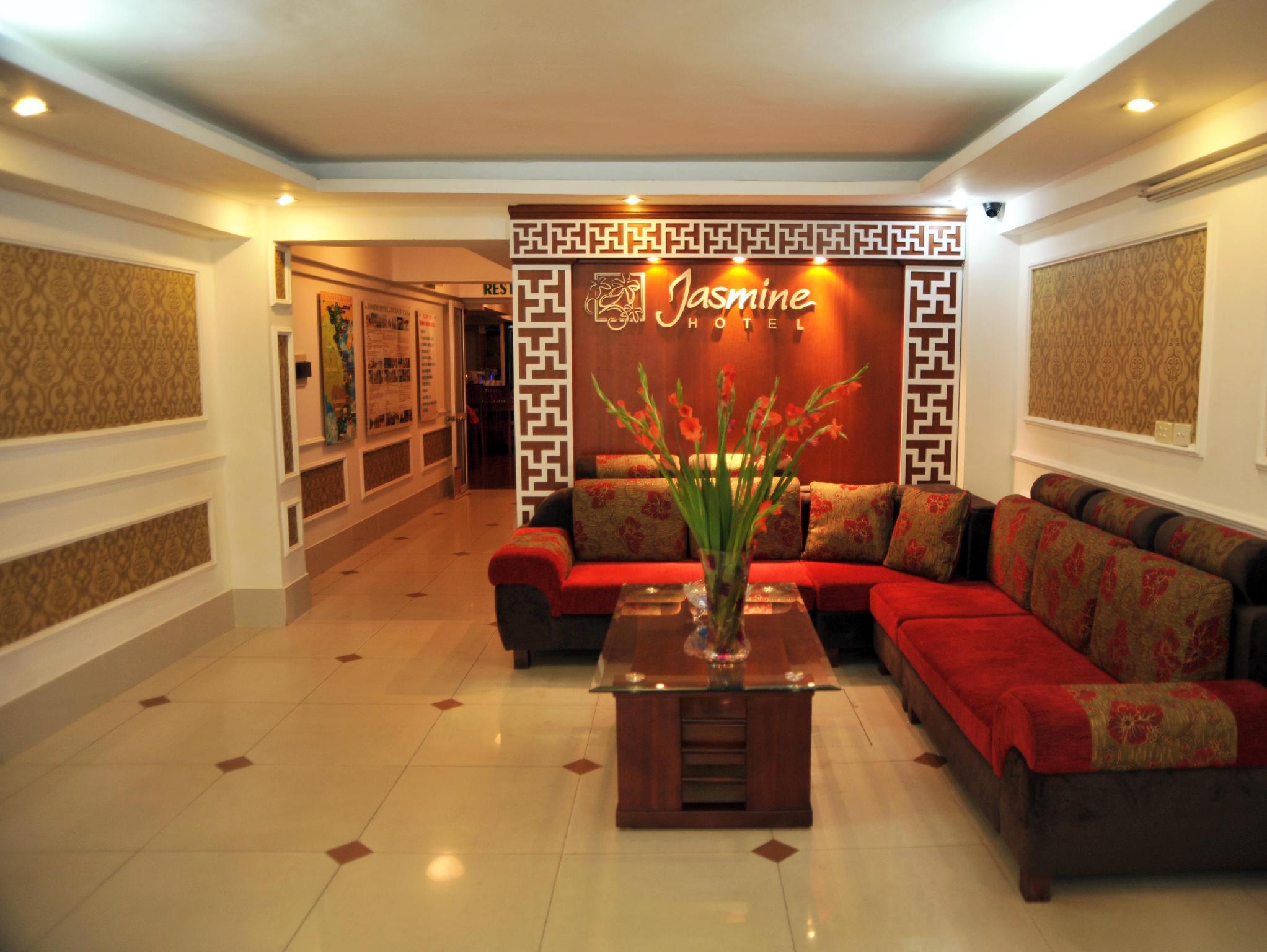 Hotell The Jasmine