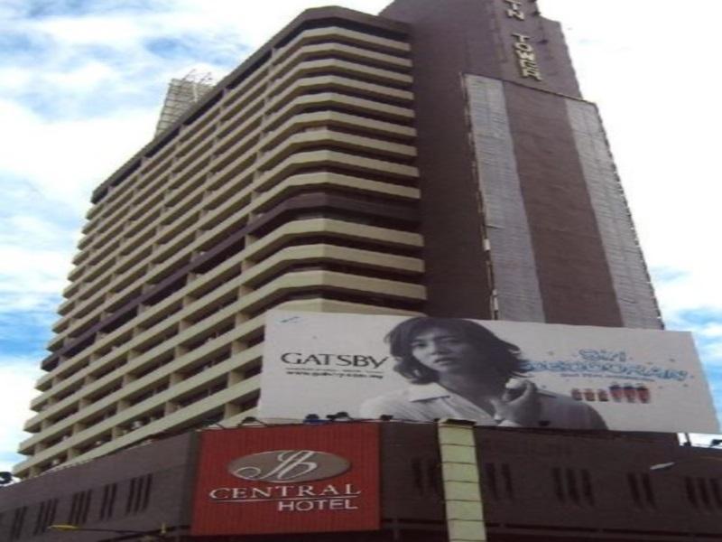 โรงแรมเจบี เซ็นทรัล (JB Central Hotel)
