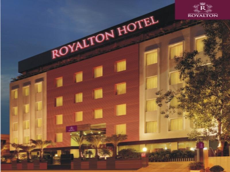 Mercure Hyderabad Abids Hotel - Hotell och Boende i Indien i Hyderabad