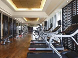 The QUBE Pudong Shanghai - Fitness Room