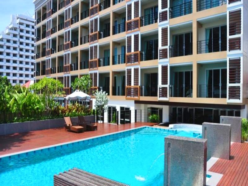 August Suites Pattaya - Hotels and Accommodation in Thailand, Asia