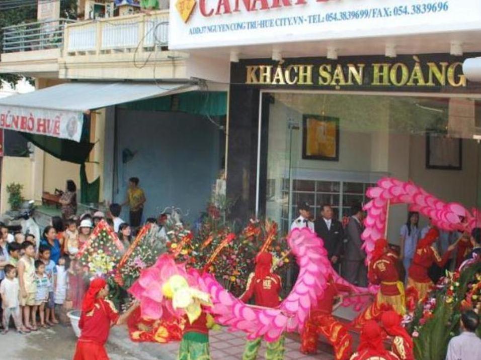 Hotell Canary Hue Hotel